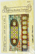 Table Runner & Mantel Series - Wish Upon A Star by Robb-n-Graves Designs Quilt Pattern
