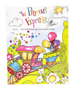 The Precious Express Picture Book with Colouring Pages