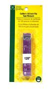 Dritz Quilter's 300cm Flip Tape Measure 3011