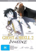 Ghost in the Shell 2 [Regions 1,4] [Blu-ray]