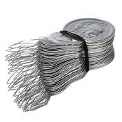Gilroy 50Pcs DIY Wire Needle Threader Stitch Insertion Machine Hand Sewing Tool
