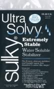 "Neww Ultra Solvy Water-Soluble Stabiliser-50cm ""X36"""" Neww"
