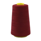 Embroidery Machine Thread Sewing Tools Embroidery Thread Floss Sewing -Dark Red