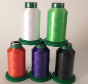 Isacord Embroidery Thread 1000m halloween Kit