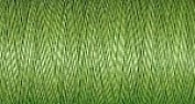 Gutermann 2T200Q/9837 | 9837-Green 100% Waxed Cotton Quilt Sewing Thread | 200m