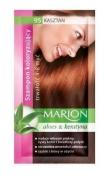 Marion Hair Colour Shampoo in Sachet Lasting 4 to 8 Washes Aloe and Keratin - 95 Medium Chestnut