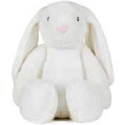 Mumbles Childrens/Kids Zippie Bunny Soft Plush Toy