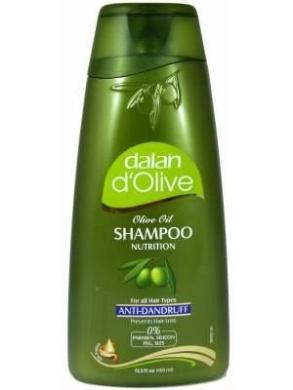 Dalan d'Olive Olive Oil Shampoo ANTI-DANDRUFF 13.5 fl oz (400 ml) by dalan d'Olive