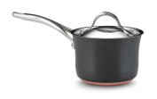 Anolon Nouvelle Copper Hard Anodized Nonstick 1.9l. Covered Saucepan