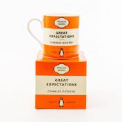 Great Expectations Mug Orange