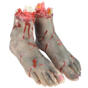 HP95 Halloween Horror Props Bloody Hand Haunted House Party Decoration