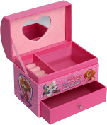 Paw Patrol Girls Jewellery and Makeup Storage Box By BestTrend