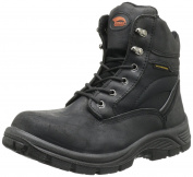 Avenger 7227 15cm Leather and Cordura EH Waterproof Slip Resistant Safety Toe Work Boot