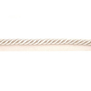 Expo 0.6cm Twisted Cord w/Lip Ivory