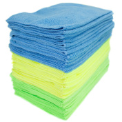Zwipes Microfiber Cleaning Cloths