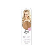 Beauty Works Deluxe Clip-In Hair Extensions 46cm - California Blonde 613/16