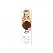 Beauty Works Deluxe Clip-In Hair Extensions 46cm - Caramel 6