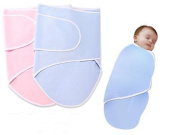 Baby Pink 3-6 Months cotton swaddle blanket midwife recommended