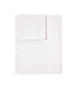 Game Sheets Cot 70 x 140 Mini Stella White
