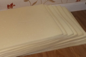 BABY KIDS JUNIOR ORTHOPAEDIC COTBED MEMORY FOAM TOPPER - COT BED TOPPER