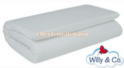 You One Sell It. vendine One Equal Details on mattress Willy & Co 60 x 120 cm Camping Mattress Baby Children Polyurethane