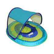 SwimWays Sun Shade Spring Float with Removable Canopy
