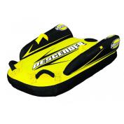 Sportsstuff Inflatable Descender Sled with Side Stabiliser Wings | 30-2000