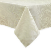 Autumn Scroll Damask Tablecloth