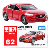 TOMICA 62 MAZDA ATENZA 1:66 MINICAR TOY DIE CAST METAL