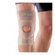 SDA KNEE BRACE Compression Support by OPPO - Neoprene Knee Wrap - Knee Stabilising Support - Muscle Strain / Sprain - Knee Arthritis Brace - Heat Therapy Knee Sleeve