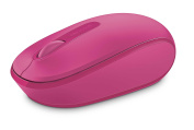 Microsoft Wireless Mobile Mouse 1850 - Magenta Pink