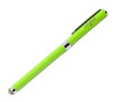 ELEGANI 2 in 1 Dual Function Conductive Microfiber Fabric Capacitive Stylus Rollerball Ink Pen
