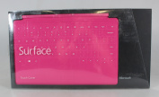 Magenta Touch Cover for Microsoft Surface