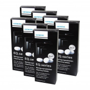 7x Siemens Cleaning Tablets
