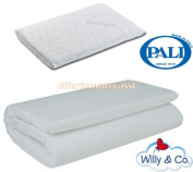 Willy & Co Camping Mattress + Pillow Poles Med Sanitised