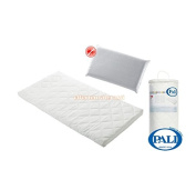 Poles Camping Mattress + Pillow Baby Anti Dust Mite Antisoffoco
