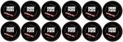 x12 Head Funk Extreme Wax Hair Styling Men Firm Hold Shine Texture & Shape 75ml