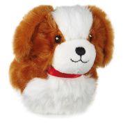 Zip-Along Dog Stuffed Animal Interactive Stuffed Animals