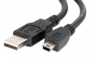 C2G 2m USB 2.0 A to Mini-b Cable