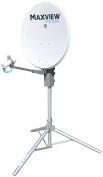 Maxview MXL01255TWIN Precision Satellite Kit with Twin LNB, 55 cm