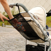 Eximtrade Baby Pram Stroller Mesh Bag Accessories Organiser Storage Net
