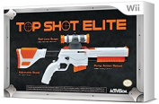 Cabela's Top Shot Elite Firearm Peripheral - Nintendo Wii by Activision