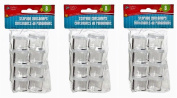 Mini Storage Containers for Arts and Crafts, 3-pk Set