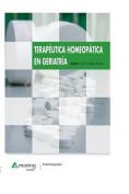 Terapeutica Homeopatica En Geriatria [Spanish]