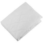 Protective Padded Waterproof 105 x 190/200 + 25 White