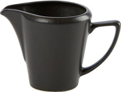 "NEW Seasons Range of rustic inspired tableware by Porcelite ***Graphite Conic Jug 15cl150ml ""***"