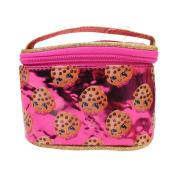 Shopkins Kooky Cookie Pink Makeup Bag