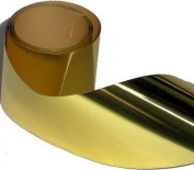 1 whole Roll (1.5 m) Nail Art Foil Gold