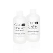CND Shellac UV/LED Power Polish Nourishing Remover 236 ml - Pack of 2