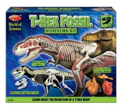 World Of Science T-Rex Fossil Dissection Kit - Create Your Own Fun T-Rex